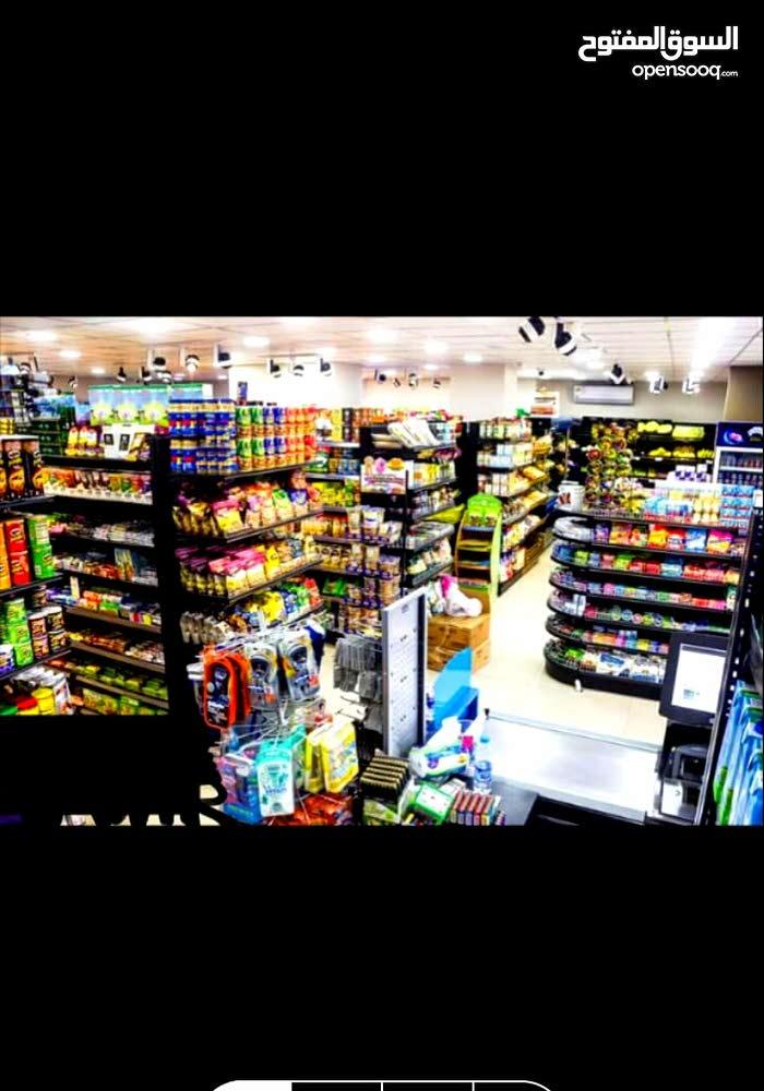 سوبر ماركت للبيع في منطقه مميزة بالرابيه