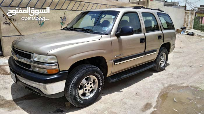 Chevrolet Tahoe 2005 For sale - Gold color
