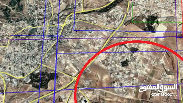 أرض مميزة جداُ للبيع مساحة دونم و500/ الحويطي 19