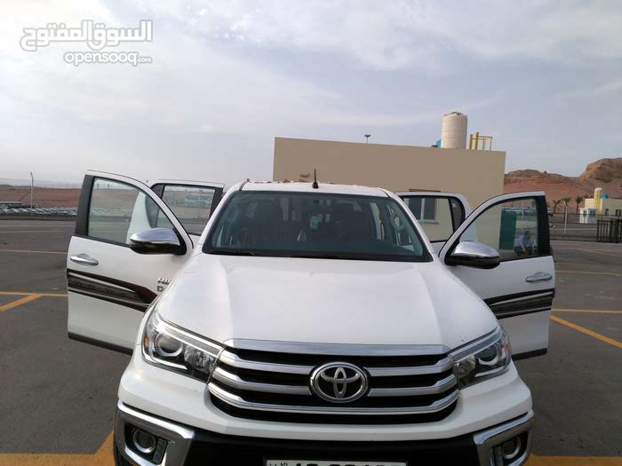 Toyota Hilux 2018 For Sale - (105810528) | Opensooq