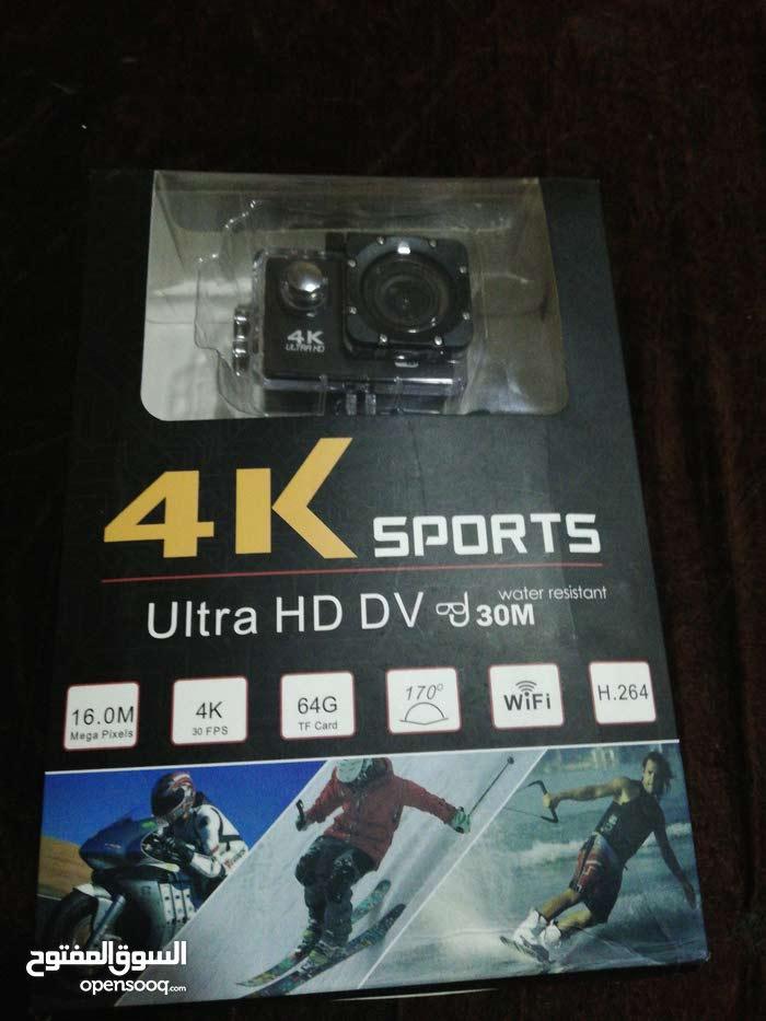 كاميرة جو برو 4k شبه جديد