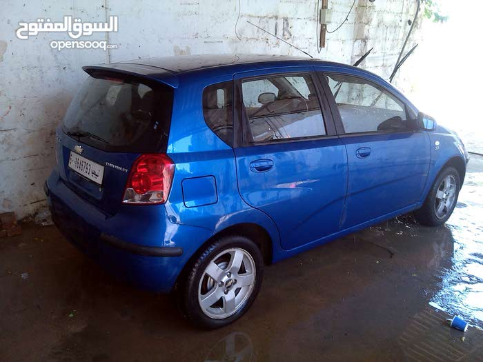 2007 Used Kalos with Automatic transmission is available for sale