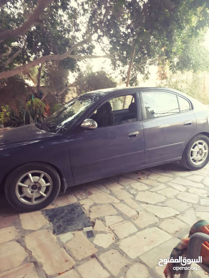 Hyundai Elantra for rent in Amman