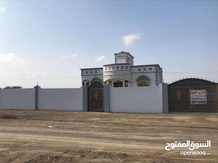 منزل للبيع في ولايه صحم