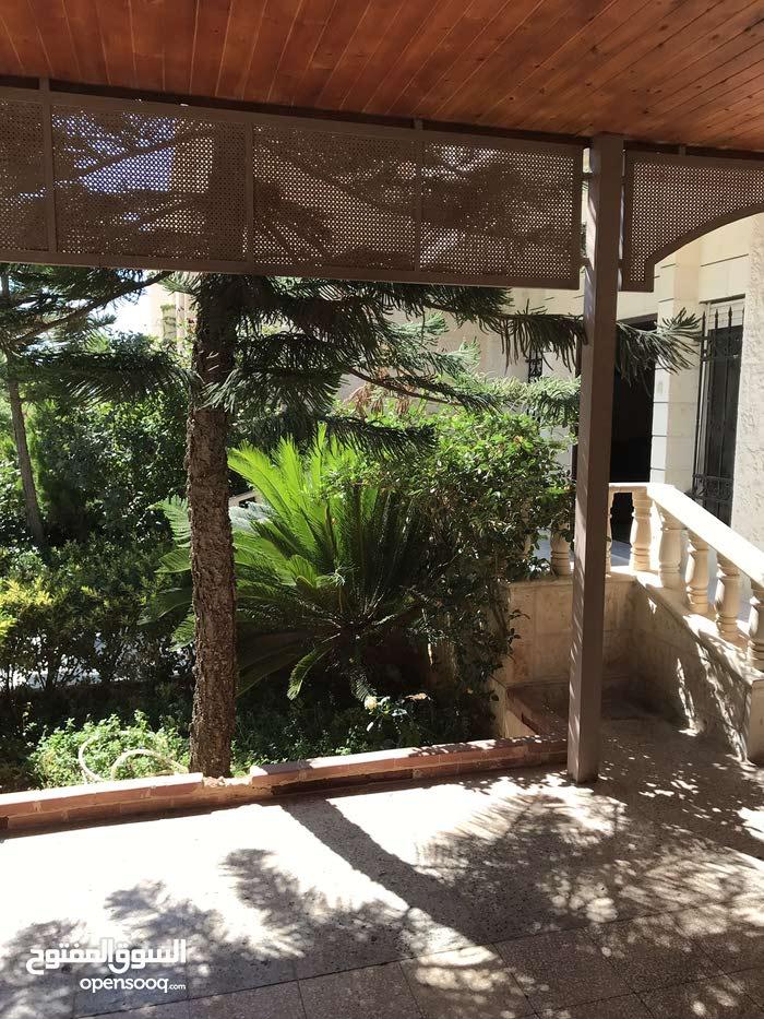 شقة ارضية - الاردن - عمان - مرج الحمام