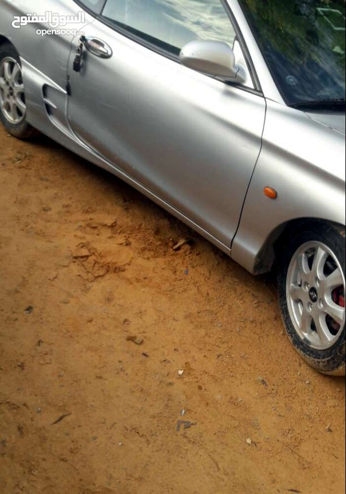 Hyundai Other 2001 For sale - Silver color