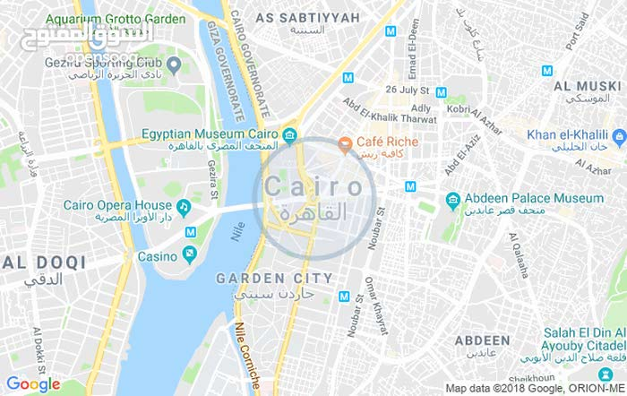 apartment for rent in Cairo Helwan