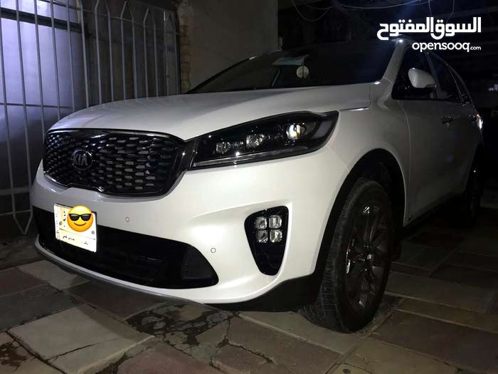 Automatic Kia 2018 for sale - New - Baghdad city