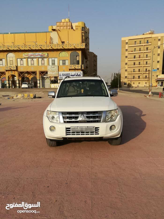Automatic White Mitsubishi 2013 for sale