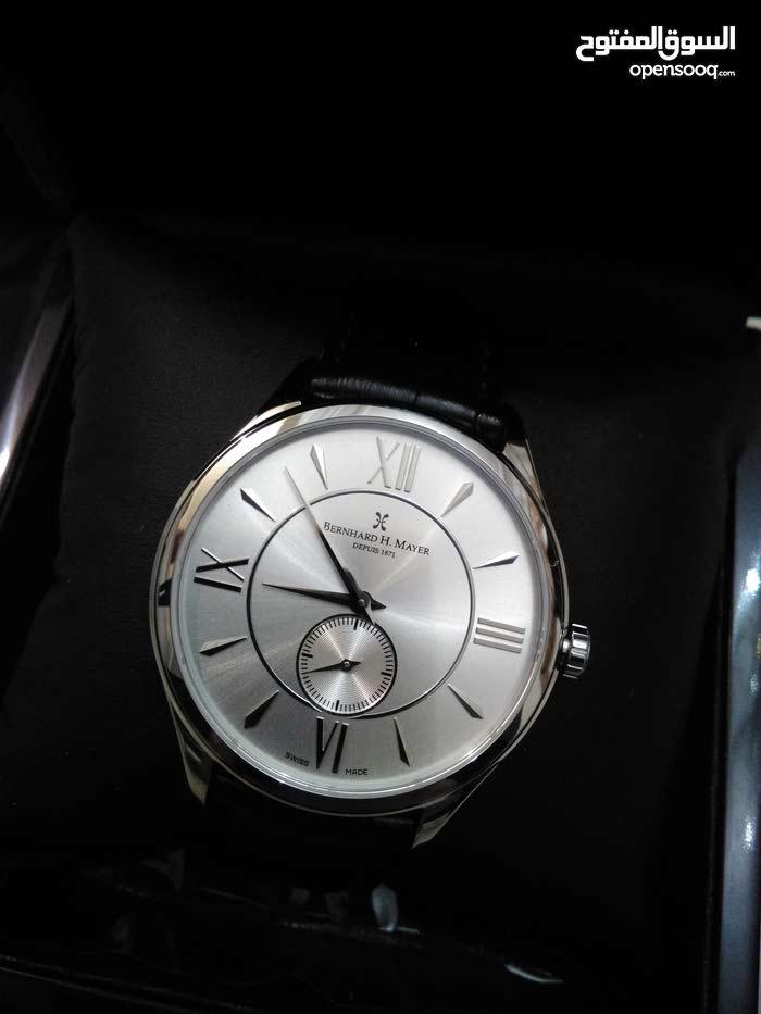 nouvelle horloge: bernhard h mayer .depuis 1871