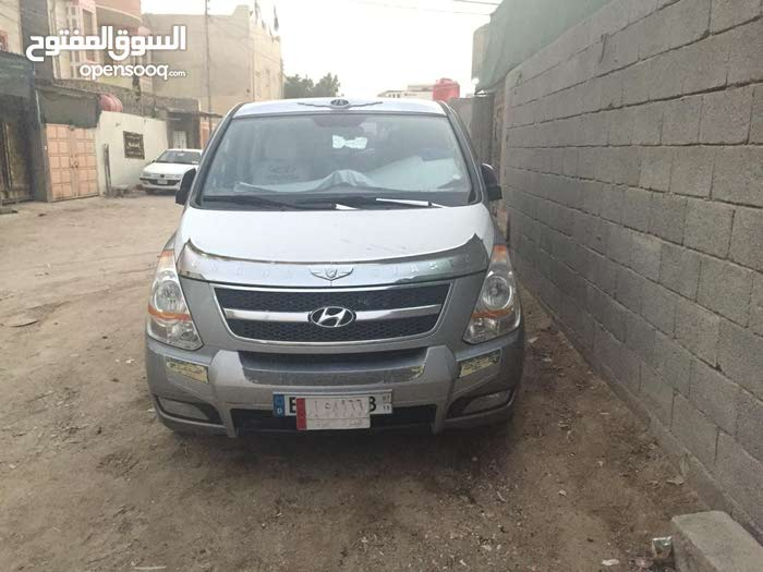 2015 Used H-1 Starex with Automatic transmission is available for sale