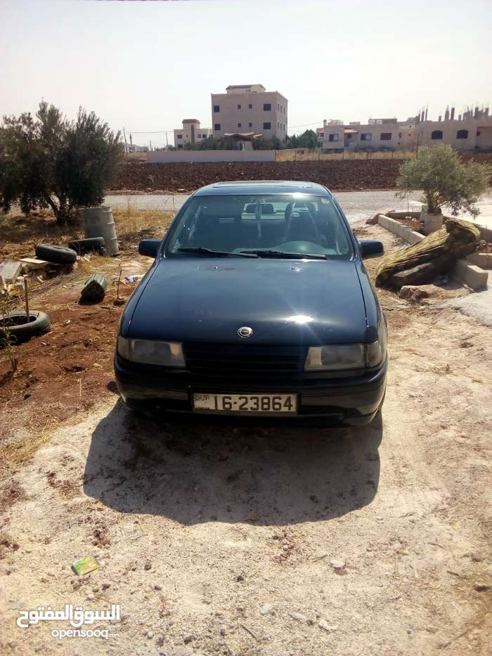 Opel Vectra car for sale 1992 in Irbid city