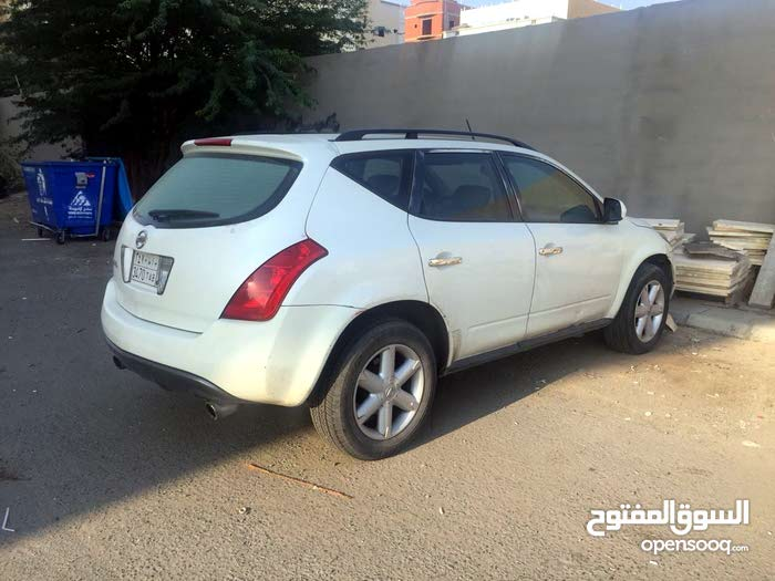 Nissan Murano 2006 For sale - White color