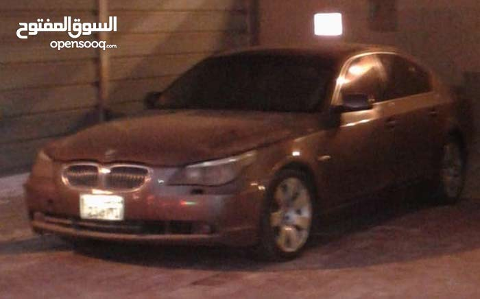 Gasoline Fuel/Power   BMW 530 2006