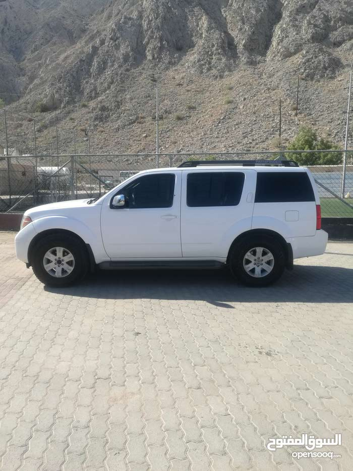 2006 Used Pathfinder with Automatic transmission is available for sale