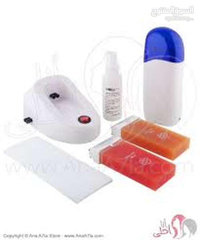 Waxing Kit جهاز واكس منزلي ازالة الشعر بشمع