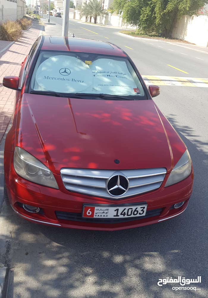 2009 Mercedes Benz in Sharjah