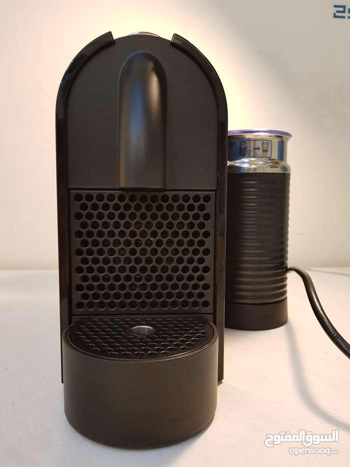 جهاز نسبرسو يوميلك Umilk مع 50 كبسولة نكهات متنوعة