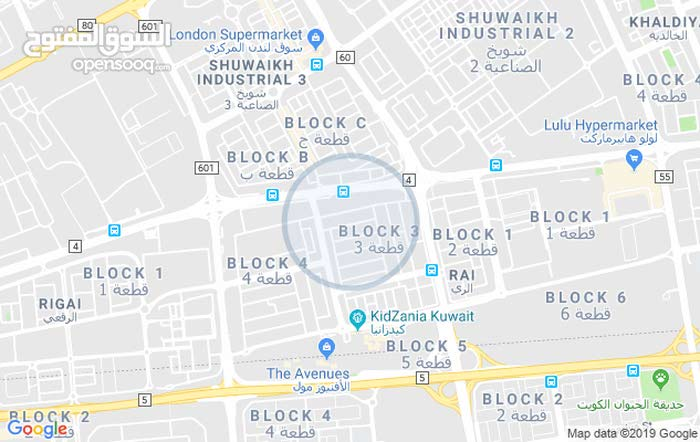عروض رمضان لايجار محلات بالري خلف صفاة الغانم