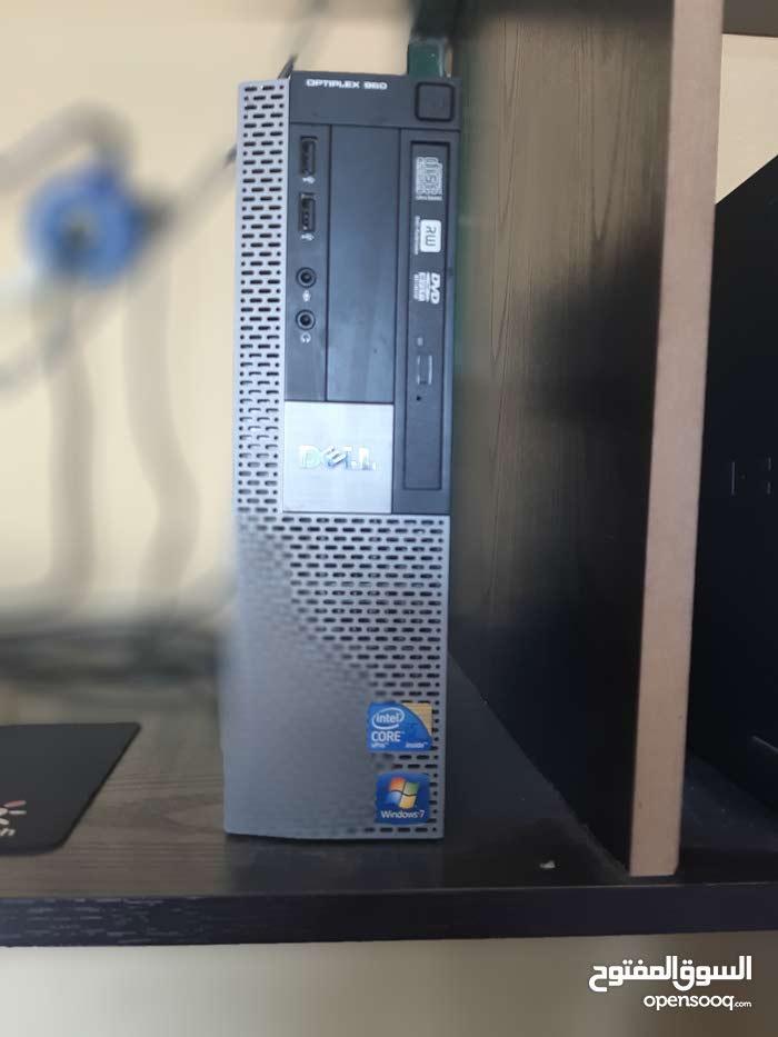 كمبيوترات  مستعملة للبيع (cori5)الجيل التاني بتشغل (بوبجي) وبدون ما تعلق اللعبة