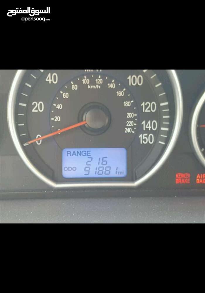 Automatic Hyundai 2010 for sale - Used - Benghazi city