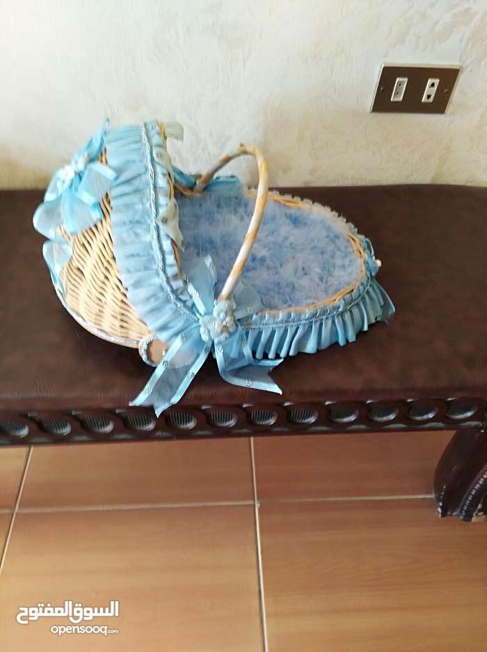 سلت تظيف عند ولادة الطفل صنع ديكور يدوي اصلي فاخر مو من محلات تفصيل جديد