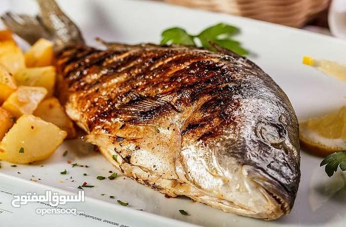 نوصل السمك الطازج يوميا من اللاذقية إلى دمشق...