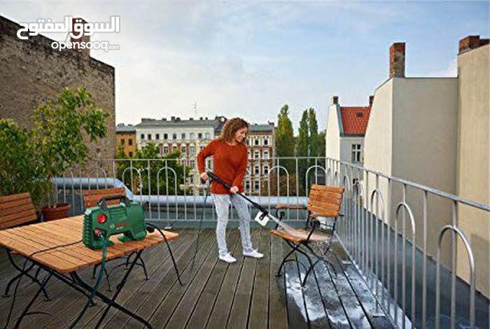 ماكنة التنظيف بضغط الماء المرتفع بوش Bosch الالمانية الاصلية