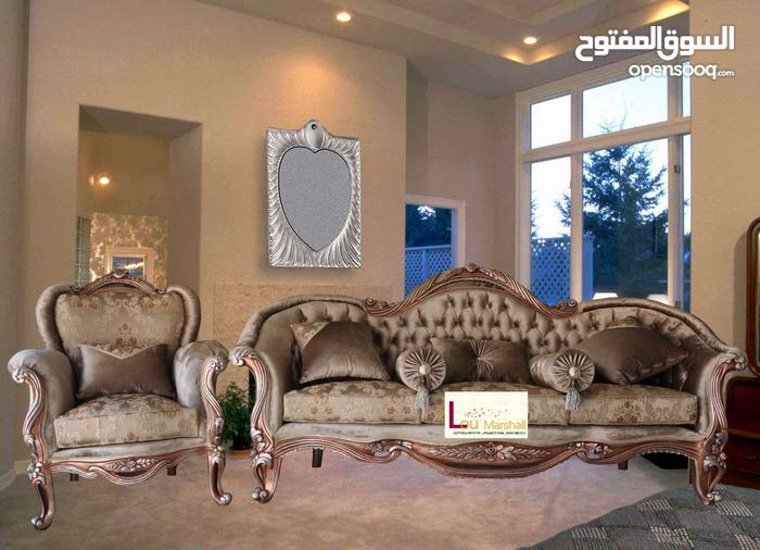 Available for sale in Al Ain - New Sofas - Sitting Rooms - Entrances