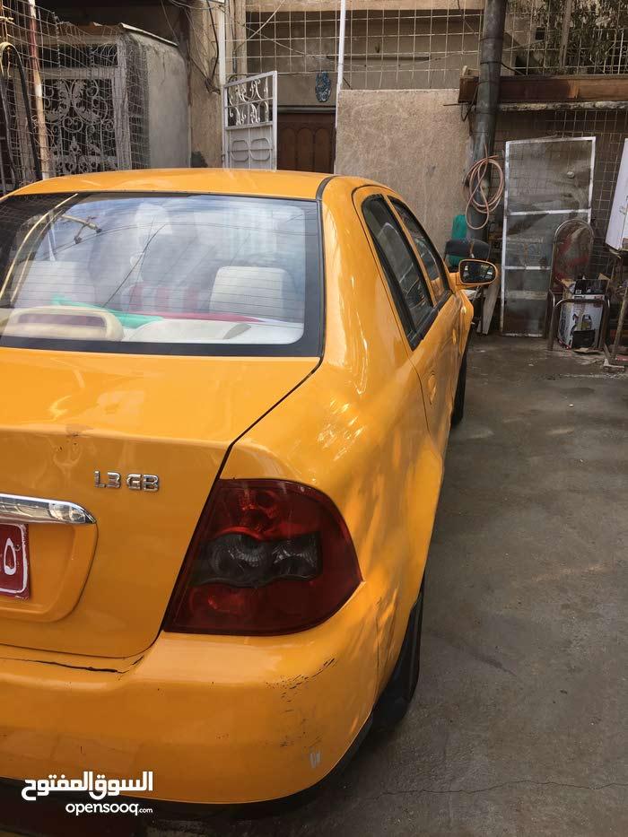 2012 Geely in Baghdad