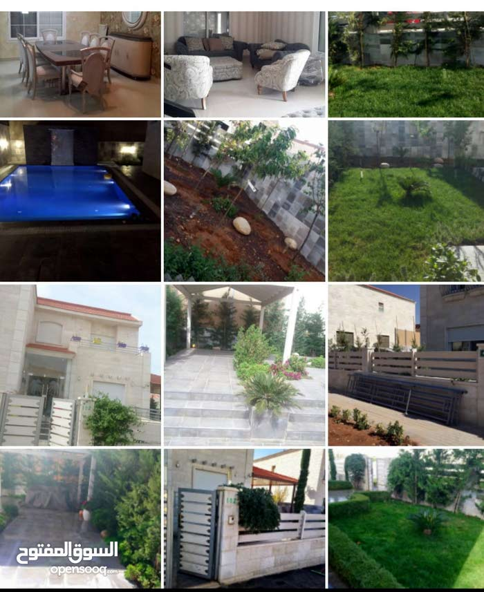 Villa property for sale Amman - Airport Road - Madaba Bridge directly from the owner
