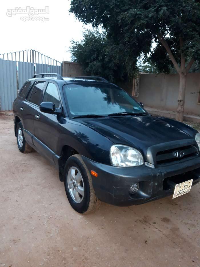 Hyundai Santa Fe 2005 For sale - Blue color