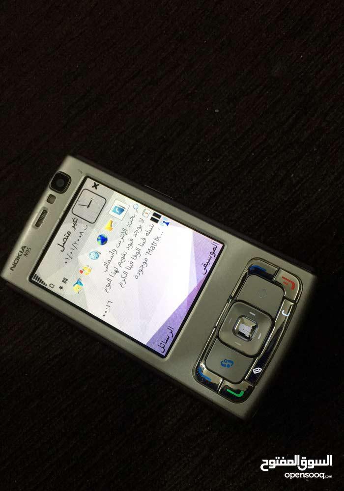 للبيع نوكيا N95  نظافة 80٪