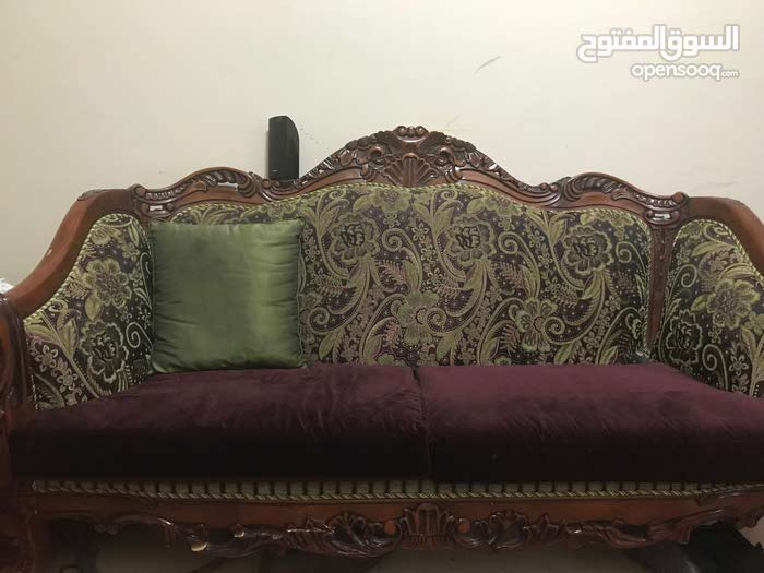 7-Seats Living Room - Al Ain