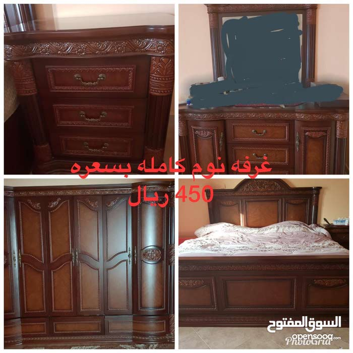 Used Bedrooms - Beds available for sale in Muscat