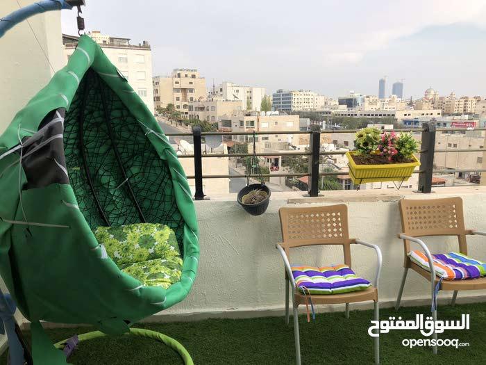 Fifth Floor apartment for rent in Amman