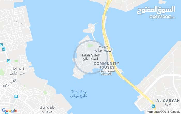 للبيع ارض في النبيه صالح علي البحر ب 112 الف سكني وتصلح تجاري