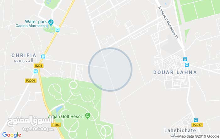 25 hectares for sale in Marrakech