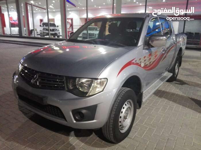 Used Mitsubishi Pickup for sale in Abu Dhabi