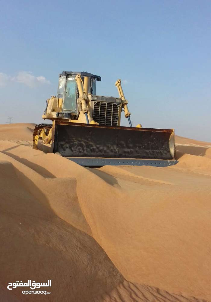 A Bulldozer is available for sale in Abu Dhabi