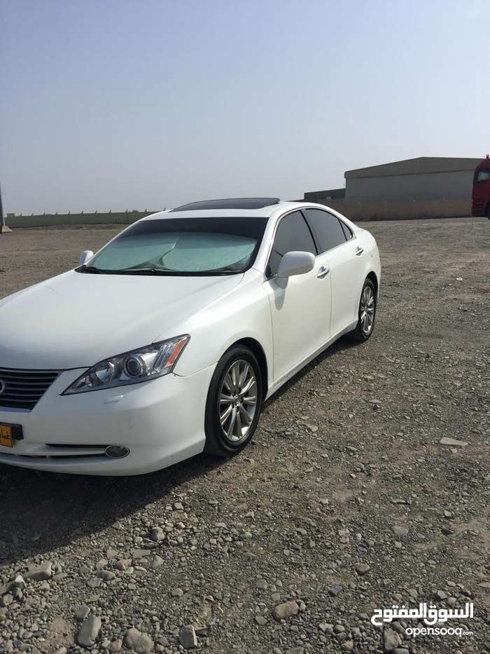 Gasoline Fuel/Power   Lexus ES 2008