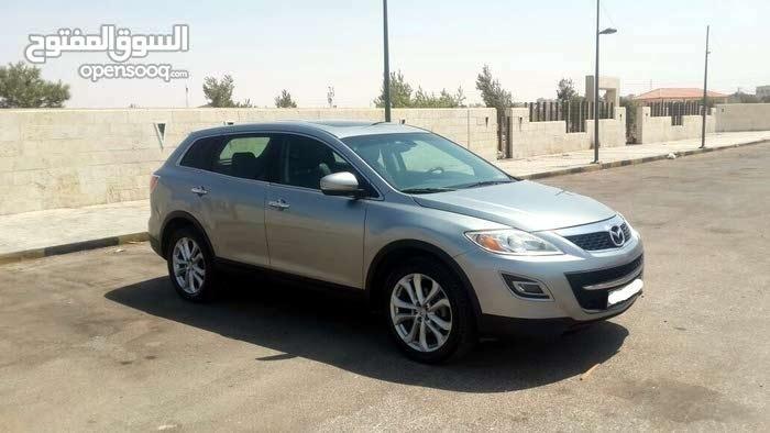 Gasoline Fuel/Power   Mazda CX-9 2012