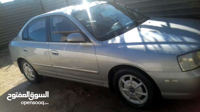 2001 Used Avante with Manual transmission is available for sale