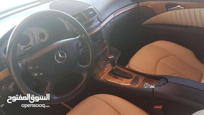 مرسيدس E280 Avantgarde   نظيف جدا