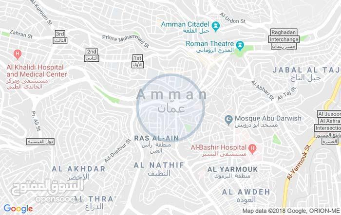 صويلح شارع جرش  قرب محلات عماد علان لمواد  البناء
