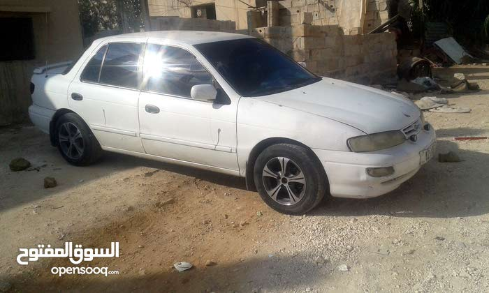 Manual Kia 1995 for sale - Used - Amman city