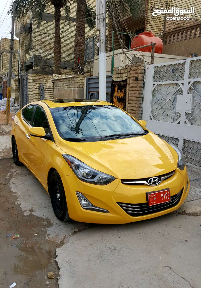 2014 Hyundai Elantra for sale in Baghdad