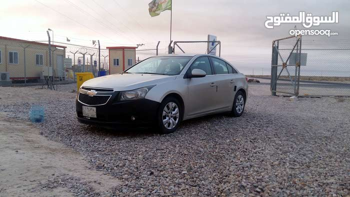 For sale 2014 Grey Cruze