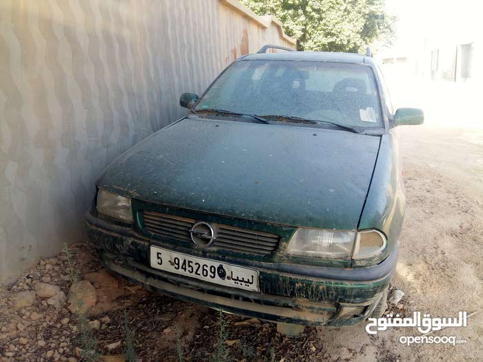 2000 Used Opel Astra for sale