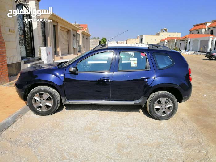2017 Used Duster with Automatic transmission is available for sale